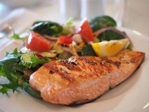 restaurant saumon