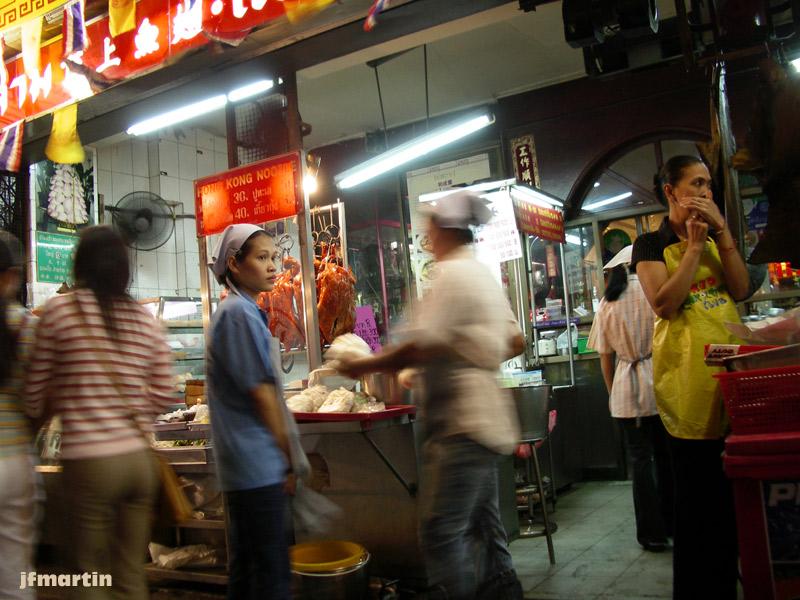 marché de nuit bangkok
