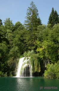 Croatie, Lacs Plitvice