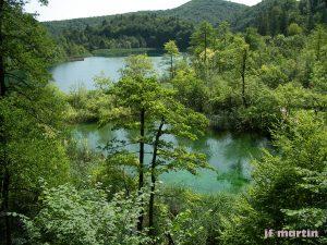 Lac de Plitvice croatie
