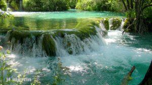 Croatie - lac Plitvice