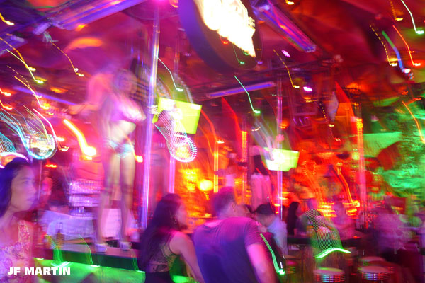 phuket Bar à Patong beach