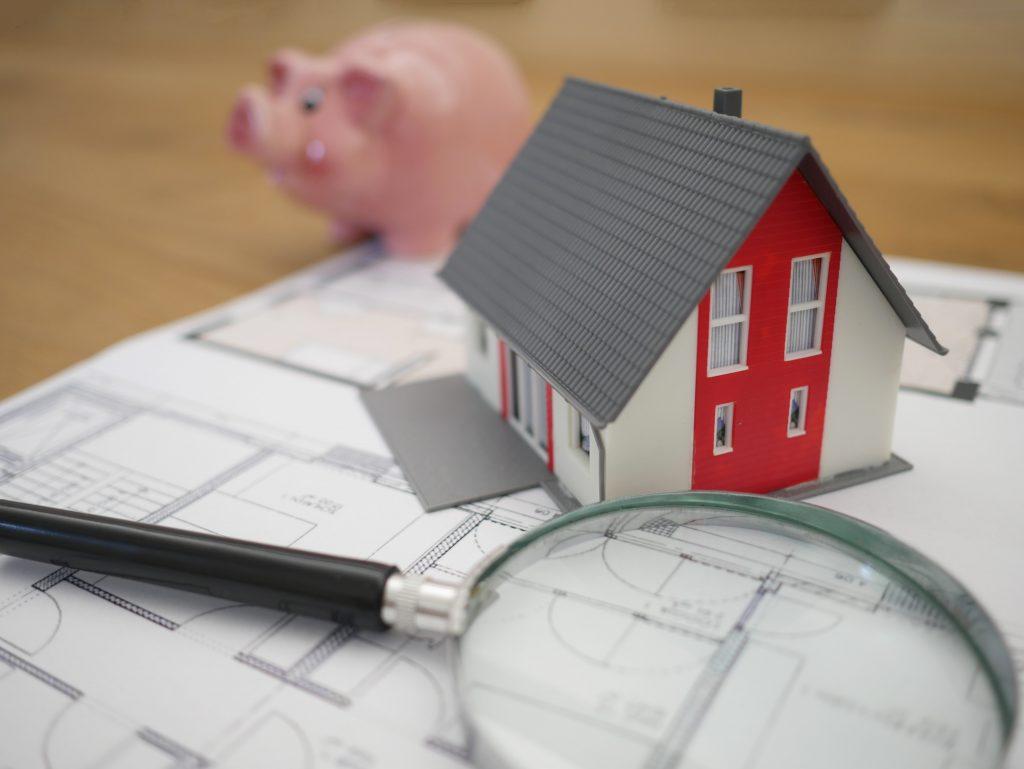 plan d'une maison épargne